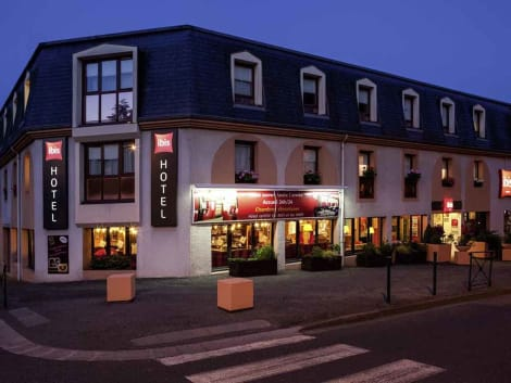 Hotelibis Lourdes Centre Gare