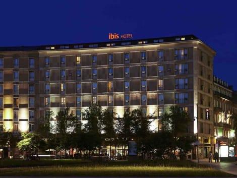 Hotelibis Strasbourg Centre Gare