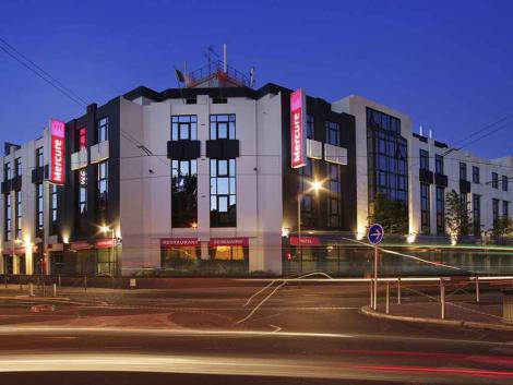 Hotel Hôtel Mercure Bordeaux Centre Gare Saint-Jean