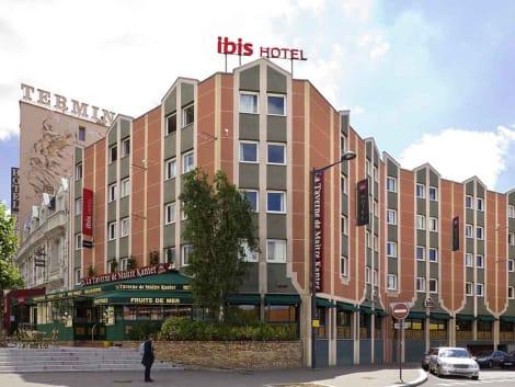 Hotelibis Saint-Étienne Gare Châteaucreux