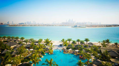 Hotel Sofitel Dubai The Palm Resort and Spa
