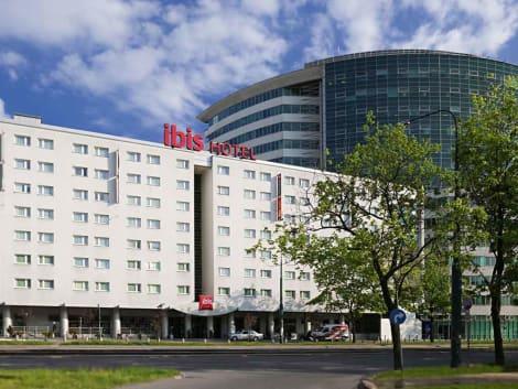 Hotelibis Warszawa Centrum - Hostel Warszawa Centrum