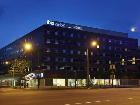 Hotel ibis budget Zurich City West