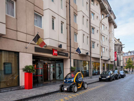 Hotel ibis Brussels City Centre