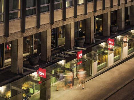 Hotelibis Den Haag City Centre