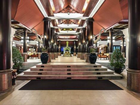 HotelNovotel Samui Resort Chaweng Beach Kandaburi