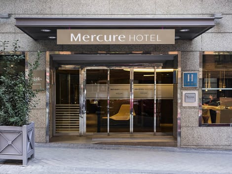 Hotel Mercure Madrid Centro