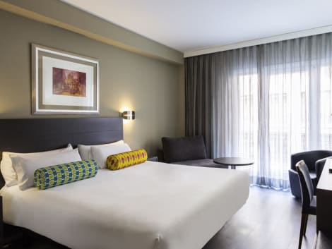 Mercure Madrid Centro Hotel
