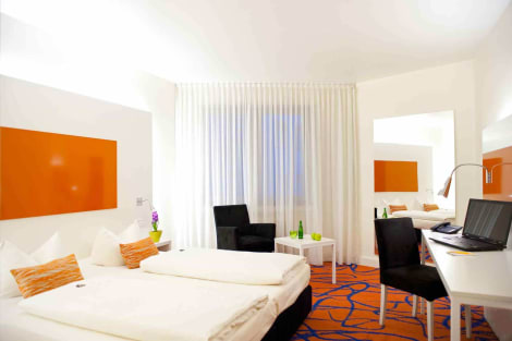 Hotel ibis Styles Frankfurt City