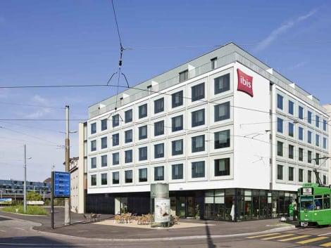 Hotelibis Basel Bahnhof