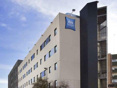 Hotel ibis budget Malaga Centro