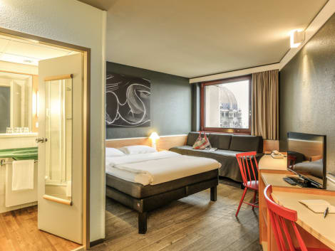 Hotelibis Wien Mariahilf