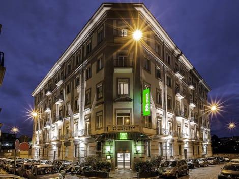 Hotelibis Styles Napoli Garibaldi