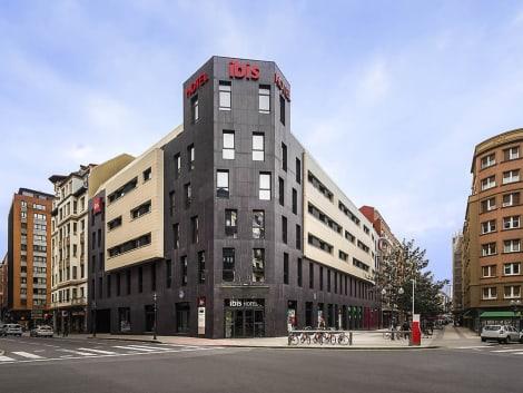 Hotelibis Bilbao Centro