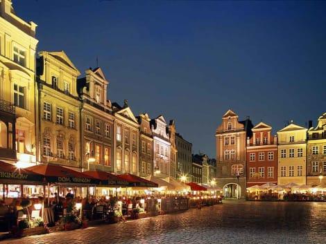 HotelNovotel Poznan Centrum