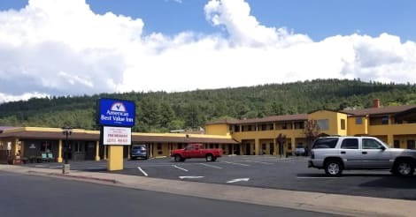 Americas Best Value Inn Williams/Grand Canyon Hotel
