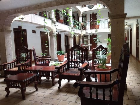 Hotel Hotel Don Quijote Plaza