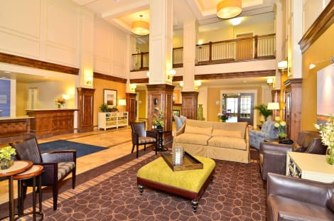 Holiday Inn Express and Suites Williston Hotel