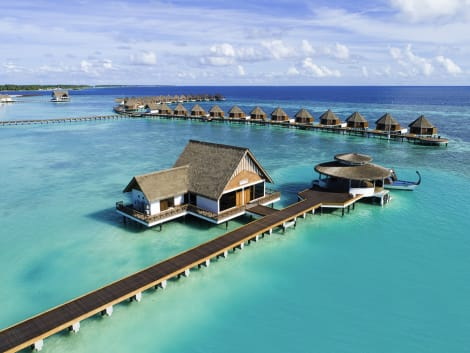 Hotel Mercure Maldives Kooddoo Resort