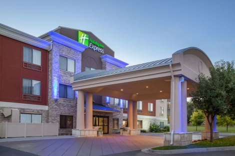 Hotel Holiday Inn Express Billings