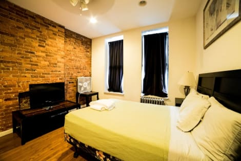 Renovated 2 BR Central Park Hotel