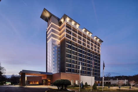 DoubleTree by Hilton Raleigh Crabtree Valley Hotel