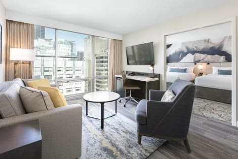 Delta Hotels by Marriott Vancouver Downtown Suites Hotel