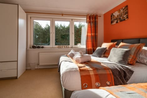 Lancaster Close Serviced Accommodation Hotel