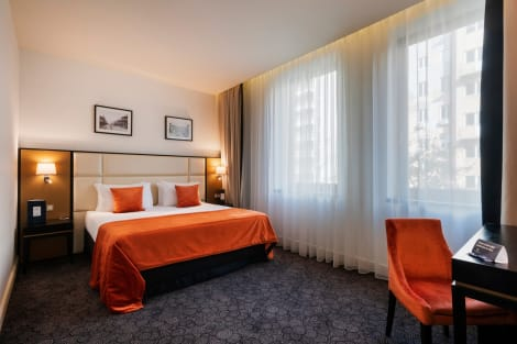 Hotel Eurostars Danube Budapest