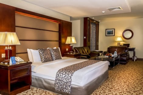 Hotel Days Inn Hotel Suites Amman