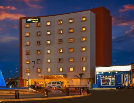 Hotel City Express Junior Aguascalientes Centro
