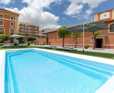 Hotel Soho Boutique Jerez & Spa Hotel