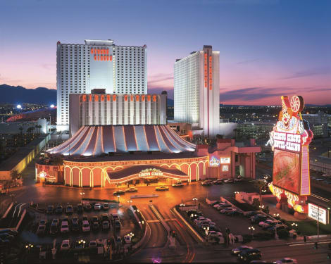 Hotel Circus Circus Hotel, Casino and Theme Park
