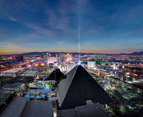 Hotel Luxor Hotel And Casino