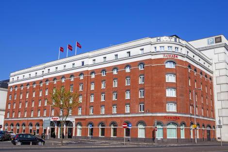 HotelRamada by Wyndham Belfast