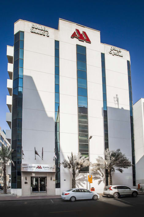 Golden Sands Hotel Apartments Hotel
