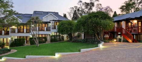 Rivonia Bed and Breakfast Garden Estate Hotel