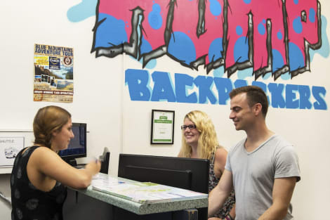 Hotel Hump Backpackers