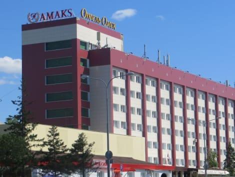 Hotel Amaks Omsk Hotel