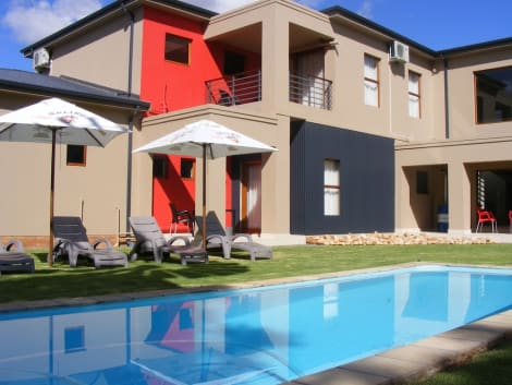 Hotel Karoo Sun Boutique Guest House