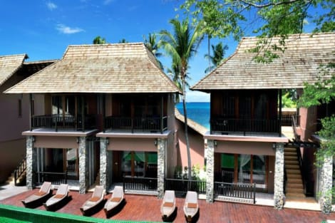 Koh Tao Beach Club Hotel