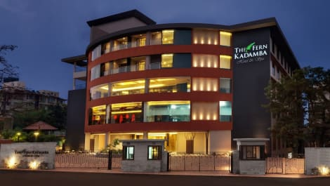 Hotel The Fern Kadamba Hotel and Spa