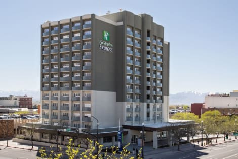 Hotel Holiday Inn Express Salt Lake City Downtown