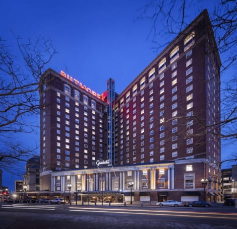 Hotel Providence Biltmore, Curio Collection by Hilton