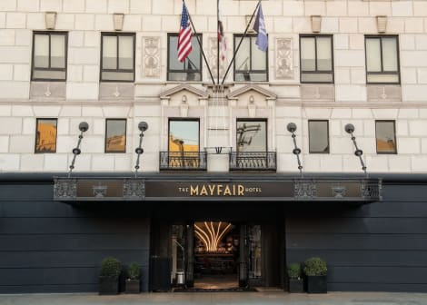 The Mayfair Hotel Los Angeles Hotel