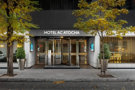Hotel AC Hotel Atocha by Marriott