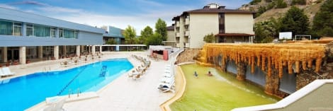 Pam Thermal Hotel & Clinic Spa Hotel
