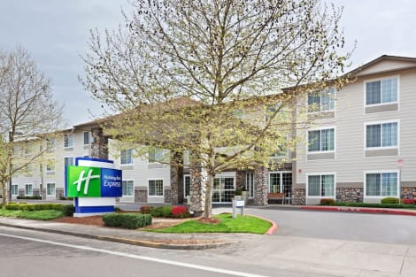 Holiday Inn Express Corvallis-On the River Hotel
