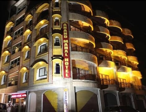 Hotel Anand Palace Hotel