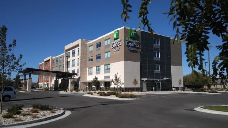 Hotel Holiday Inn Express & Suites Boise Airport